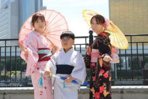 #卒業旅行 #和服體驗 #東京觀光 #淺草和服體驗