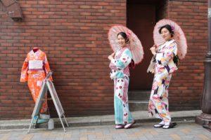 #日本旅行 #着物美人 #kimono #기모노 #아사쿠사 #귀엽다
