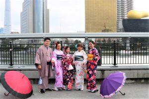フィリピン ご家族 写真 日本伝統体験