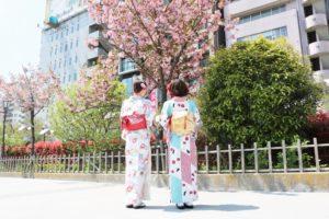 宮脇咲良 #卒業旅行 #和服體驗 #東京觀光 #淺草和服體驗 #日本旅行 #着物美人 #kimono #