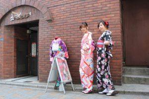 #着物美人 #kimono #기모노 #아사쿠사 #귀엽다 #asakusa #畢業旅行 #振袖レンタル #袴 #着物女子 #和服祖賃 #東京