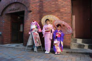 #asakusa #畢業旅行 #振袖レンタル #袴 #着物女子 #和服祖賃 #東京