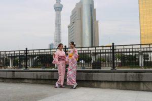 #淺草和服體驗 #日本旅行
