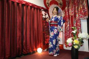 #香港 #着物 #女子会 來自香港的客人穿上和服參加女孩們的約會囉!