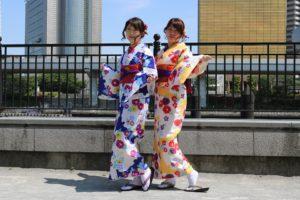 #yukata #浴衣 #浴衣レンタル #kimonorental