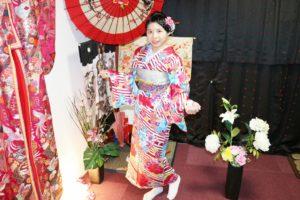 台湾からお越しのお客様です。お時間のない中、和服体験ありがとうございます😊艶やかなお着物がとてもお似合いです。日本浅草観光楽しんで下さいね💕 來自台灣的客人,謝謝您特地來本店,選擇華麗的和服體驗非常適合您喔!祝您在日本淺草玩的愉快。