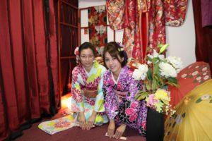 台湾からお越しのお客様です😊お二人共カジュアル振袖プランをご利用で華やかですね💕とても可愛いです😍❤️浅草観光楽しんで下さいね🎵 來自台灣的客人們,兩位都選擇振袖優惠方案體驗,非常華麗而可愛呢!祝您們玩的開心❤️