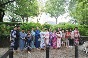 台湾からお越しのお客様です💕 団体プランをご利用頂きました👘! 雨の中ご利用ありがとうございます😊 和服体験楽しんで下さいね(*^▽^*) 來自台灣的客人們,利用我們的團體方案,有下了一點雨,謝謝您們來體驗,希望您們能在這次的和服體驗留下美好的回憶喔!