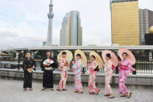 台湾からお越しのお客様です。 和服体験ありがとうございます👘😊 來自台灣的客人們,謝謝您們來體驗和服👘😊