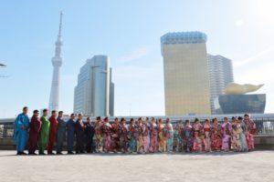インドネシアからお越しのお客様です☺️団体プランご利用で和服体験です  ❤️日本旅行の記念になりますね✨  とても素敵です❣️❣️ご利用ありがとうございます!     來自印尼的客人們,使用團體優惠方案的優惠,來本店體驗和服,來日本旅遊的回憶呢!非常適合您們喔!謝謝您們