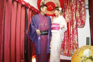 台湾からお越しのお客様です。 來自台灣的客人們