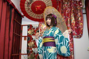 Happy birthday to you🎂💕 モデルさん姉妹の小川詩織さん、知夏さんがご利用頂きました👘✨💕💕💕🤗 お誕生日🎊👏のお祝いで、浅草撮影会です。