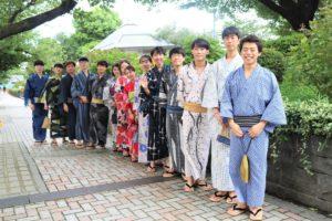 日本、韓国の学術交流会