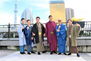 タイ、Group of Thailand、東京観光