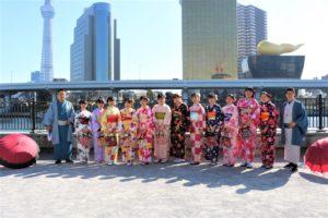 台湾 14名様 団体写真