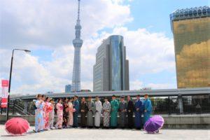 台湾から卒業旅行
