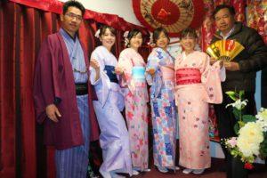來自台灣的團體客人,謝謝你們選擇華雅的服務~
