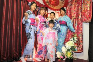 台湾のご家族