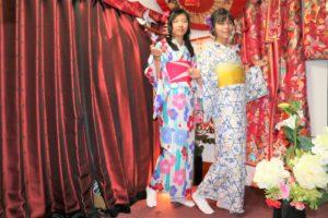 台湾から着物美人