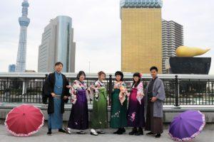 來自台灣的好朋友們!