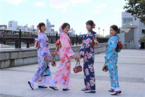 台湾からお越しの素敵な女子4人です。由台灣來的四位美女