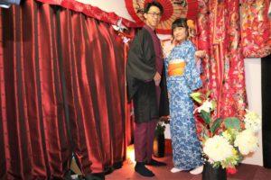 台湾から仲良しカップル