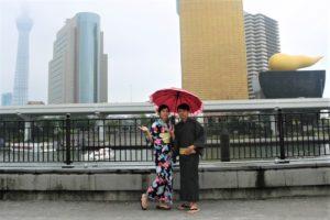 台湾、素敵なお二人