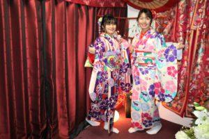 日本成人式! 體驗最高級的振袖和服^^