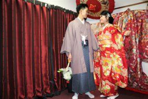 ご結婚の記念 伝統 振袖 紳士 袴