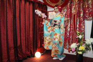 来年の成人式の前撮りです。#seijin-shiki #furisode