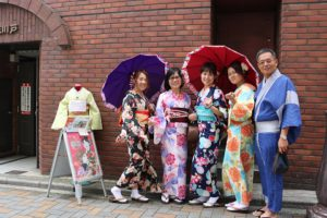 #Taiwan #Family 值得回憶的浴衣體驗
