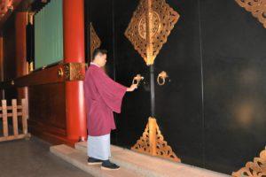 浅草寺的跟拍攝影。