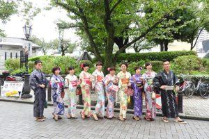 從台灣來的72名友人!員工旅遊到東京觀光玩得非常開心!