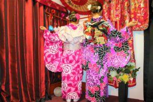 越南的女士們穿上了華麗的振袖和服~