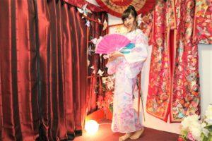 モデル活動されている、高坂琴水さんです。変わらず素敵です。