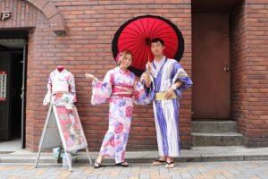 來自台灣的客人,可愛又親切!