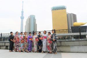 台湾から観光