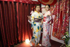 來自海外母女檔,一起跟媽媽在東京觀光
