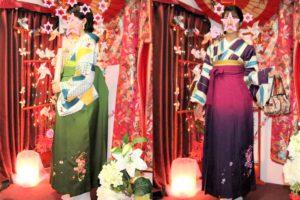 伝統、袴、かわいい