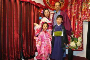 來自香港的甜蜜家族