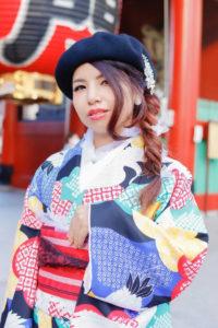 華雅公認モデル1期生JUNさん